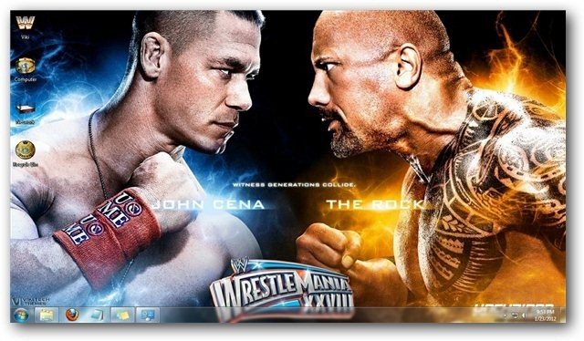 WWE Wallpaper 03 - TechNorms