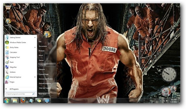 WWE Wallpaper 04 - TechNorms