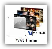 WWE Windows 7 Theme