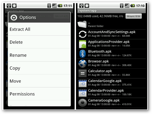 how to turn on root explorer on android