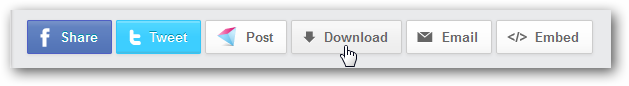 Download button and Others
