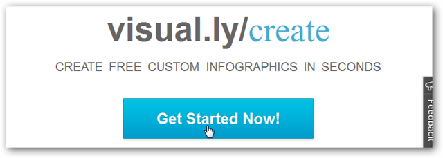 Visually Get Started Now
