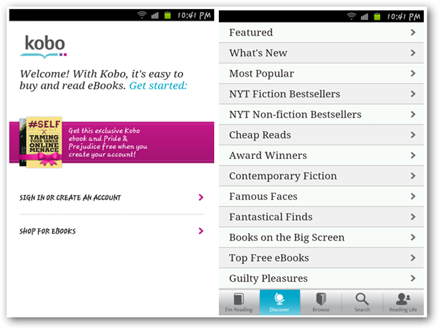 kobo-for-android