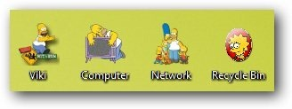The-Simpsons-Theme-Icons