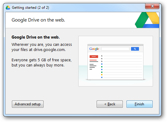 how to download google drive to your pc