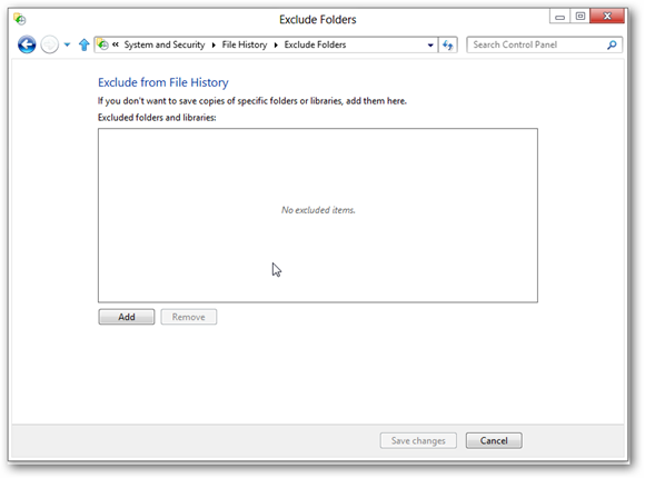 Exclude-Folders-File-History