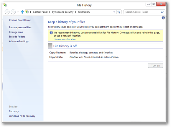 Windows-8-File-History-options