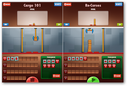 Weekend Games Corner: Cheezia, Cargo-Bot, and 3 Slices Are Our Picks