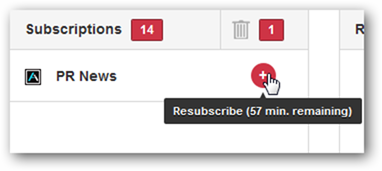 How to Resusbcribe from Trash on Unroll.me