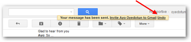 Undo Send Feature of Gmail Labs