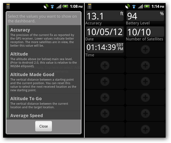 Gps Essentials An Android App With Useful Tools For
