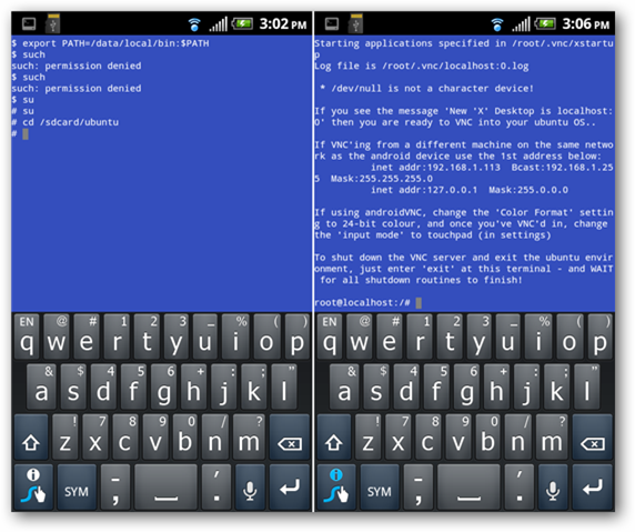 Android terminal hack commands pdf