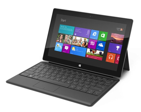 Surface Tablet Type Cover