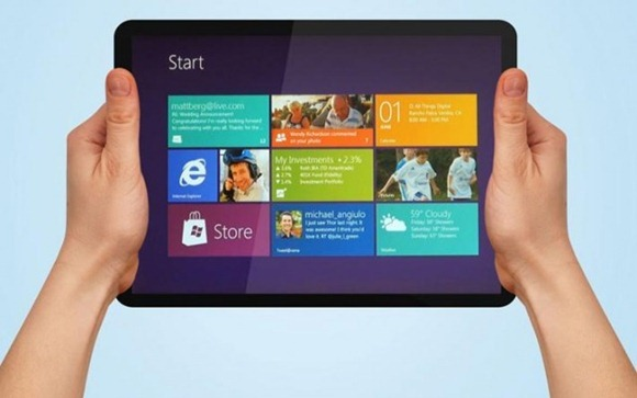 Surface tablet ready for preorders - Gadget Mix