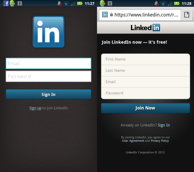 LinkedIn Android App Keeps You In Touch With Your