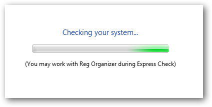 System Express Check