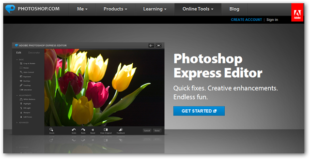 Top 12 Free Online Image Editing Alternatives to Photoshop