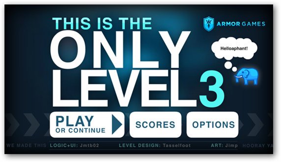 this-is-the-only-level-3-flash-game