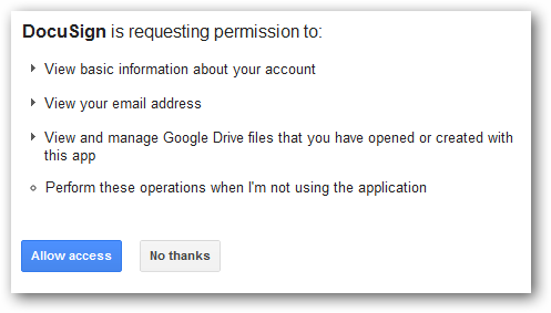 docusign-requesting-permission