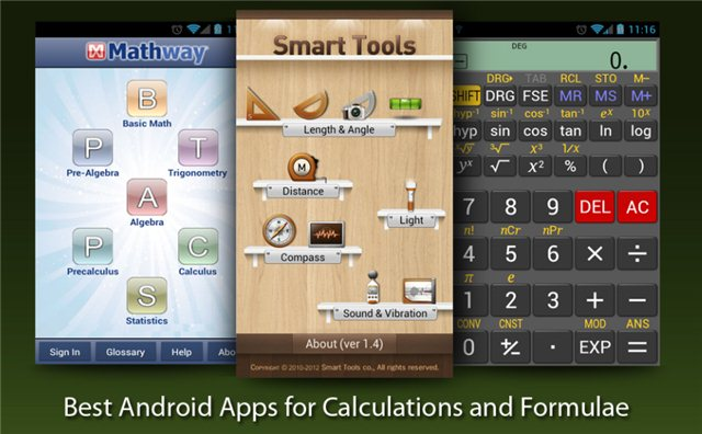 android-apps-for-calculations-conversions-formulae