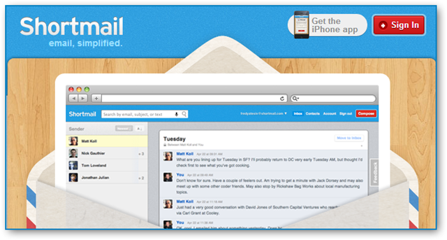 shortmail-free-email-service