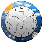 custom-clock-widget