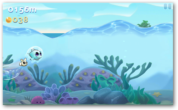 android-game-sea-stars-under-water