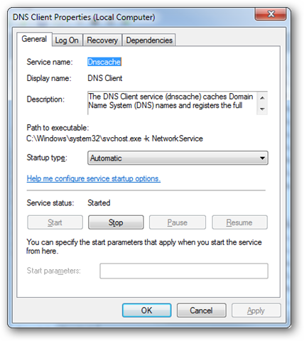 changing-properties-for-dns-client