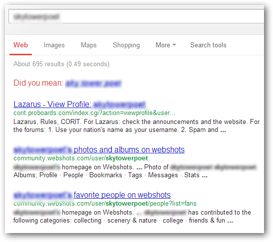 doing-a-google-search