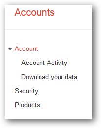 checking-google-account-products