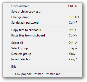 using-file-menu
