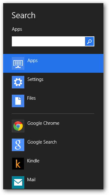 using-the-search-bar