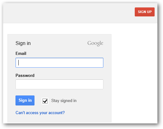 signing-into-google
