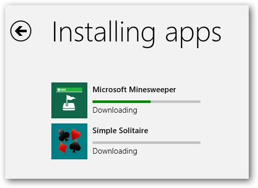 How to Install Minesweeper and Solitaire in Windows 8