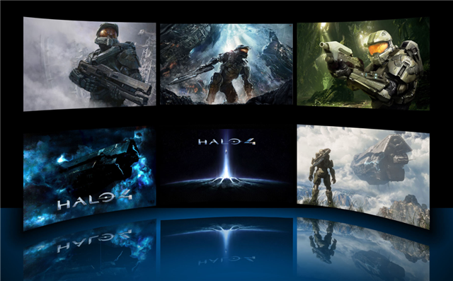 Game Themes: Halo 4 Theme for Windows