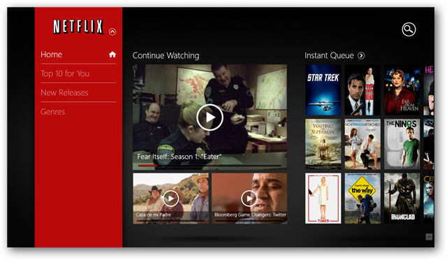 Take a Netflix-Check and See If Your Network Keeps [TIP]