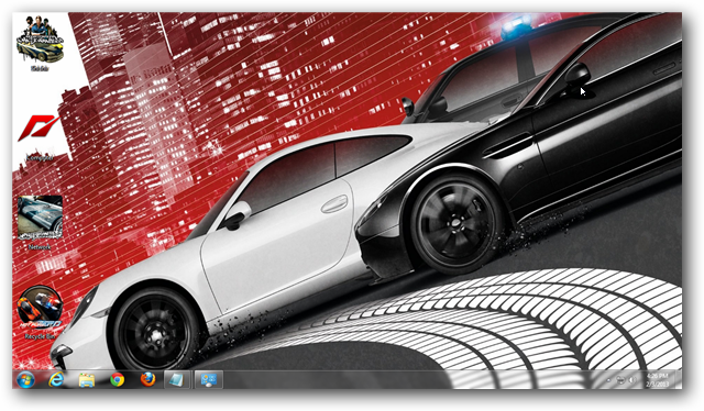 NFS Most Wanted Wallpaper 01