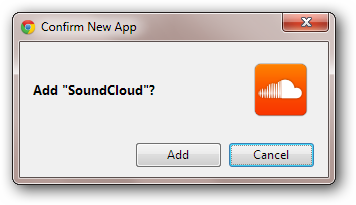 SoundCloud-install