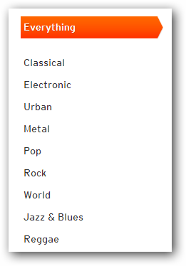 SoundCloud-music-categories