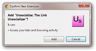 Unsocialize-install