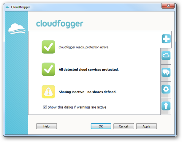 cloudfogger-started