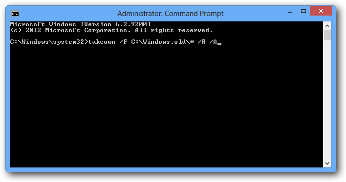 first-command