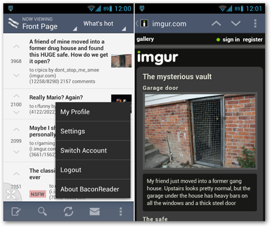 The 5 Best Reddit Apps for Android (And One Really Terrible One)