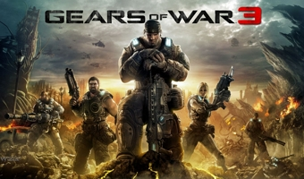 Gears of War Windows 7 Theme