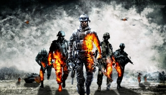 Battlefield 3 Windows 7 Theme