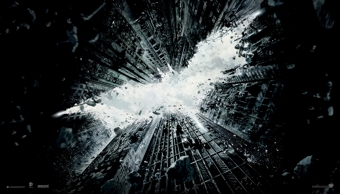 The Dark Knight Rises  Windows 7 Theme